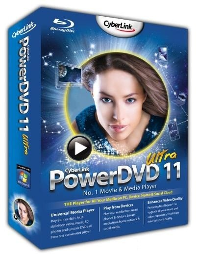 cyberlink powerdvd ultra скачать