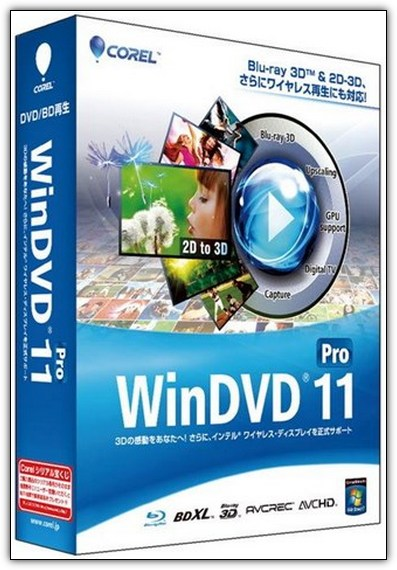 Corel WinDVD Pro 11 .0.0.342.521749 Final + Rus